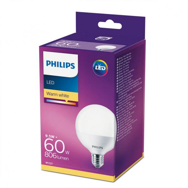 BEC LED PHILIPS E27 2700K 8718696580639 1