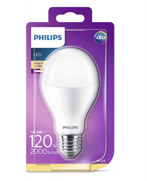 BEC LED PHILIPS E27 2700K 8718696701614 1