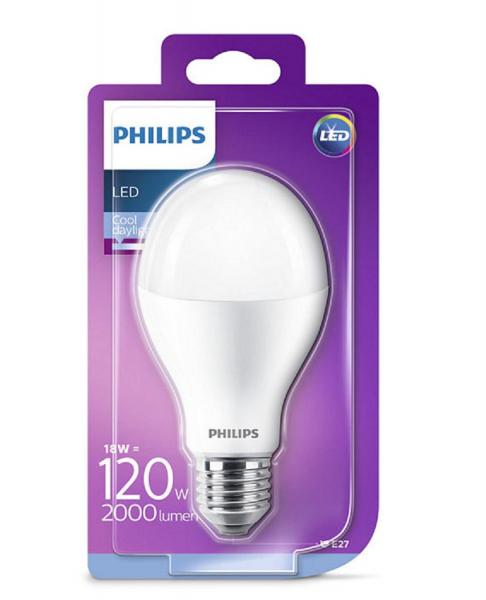 BEC LED PHILIPS E27 6500K 8718696701652 1