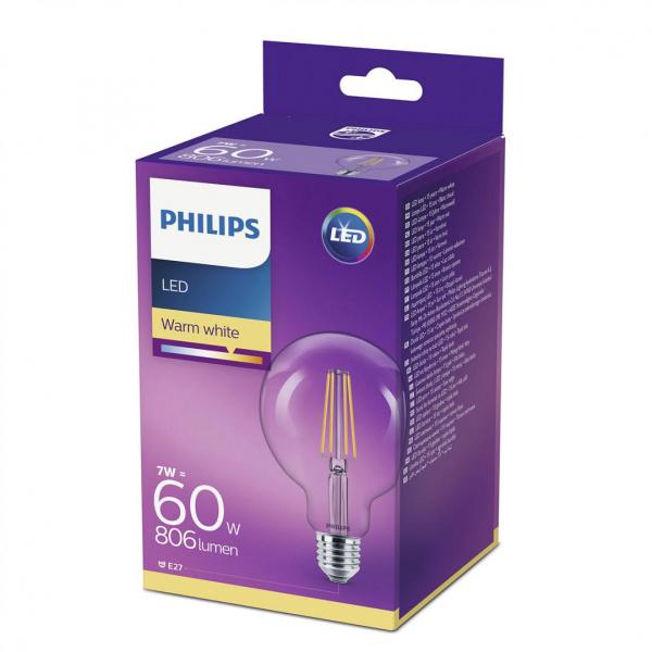 BEC LED PHILIPS E27 8718696742457 0