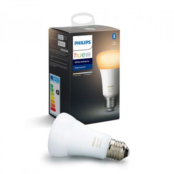 BEC LED PHILIPS HUE GU10 2200-6500K 0