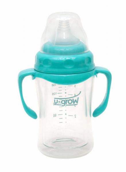 Biberon Sticla 180 ml Gat Larg UG A-1077 0