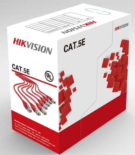 CABLU U/UTP CAT. 5E 4X24AWG HIKVISION 0