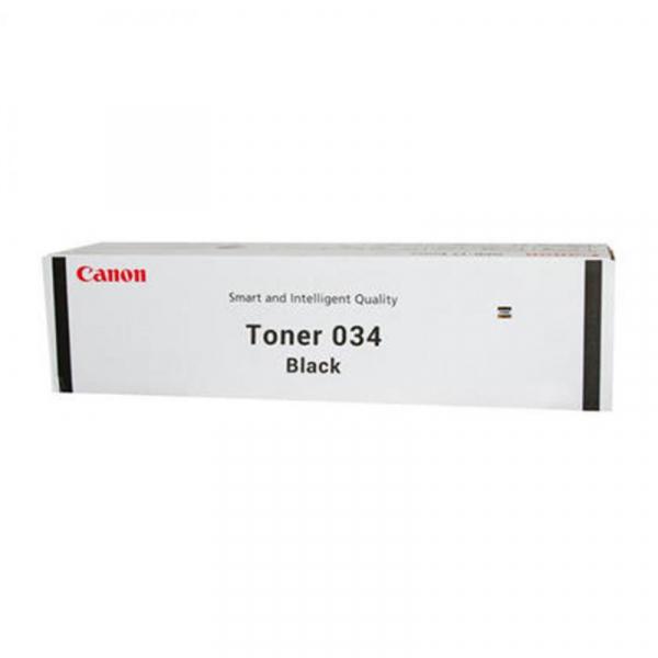 CANON 034B BLACK TONER CARTRIDGE [0]