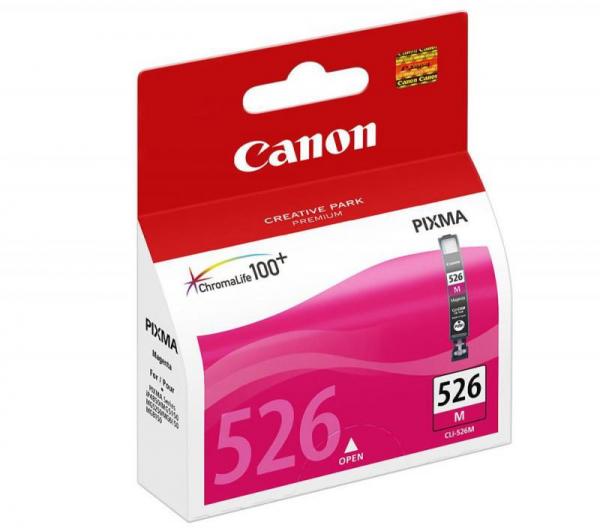 CANON CLI-526M MAGENTA INKJET CARTRIDGE 0