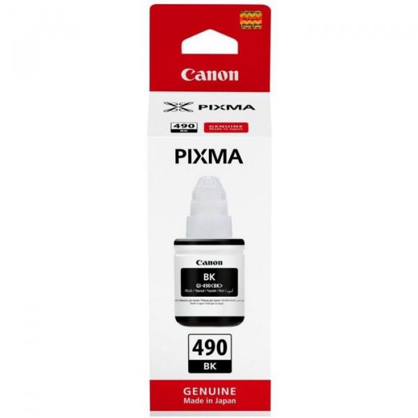 CANON GI-490 BLACK INKJET BOTTLE 0