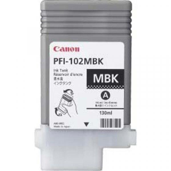 CANON PFI-102MB BLACK INKJET CARTRIDGE 0