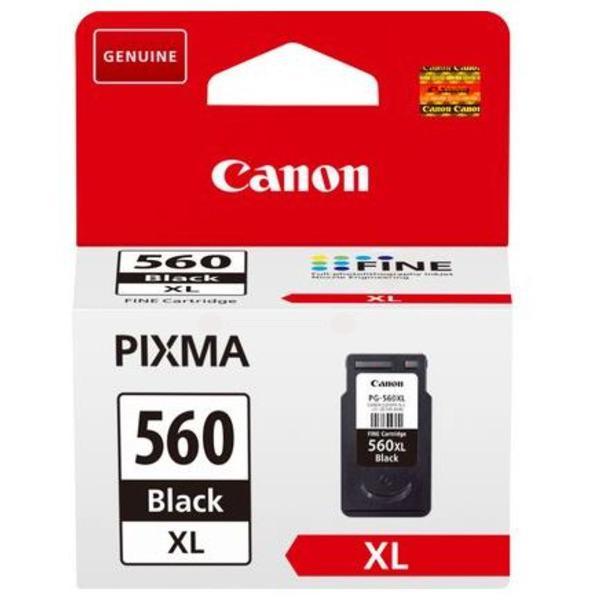 CANON PG-560XL BLACK INKJET CARTRIDGE [0]
