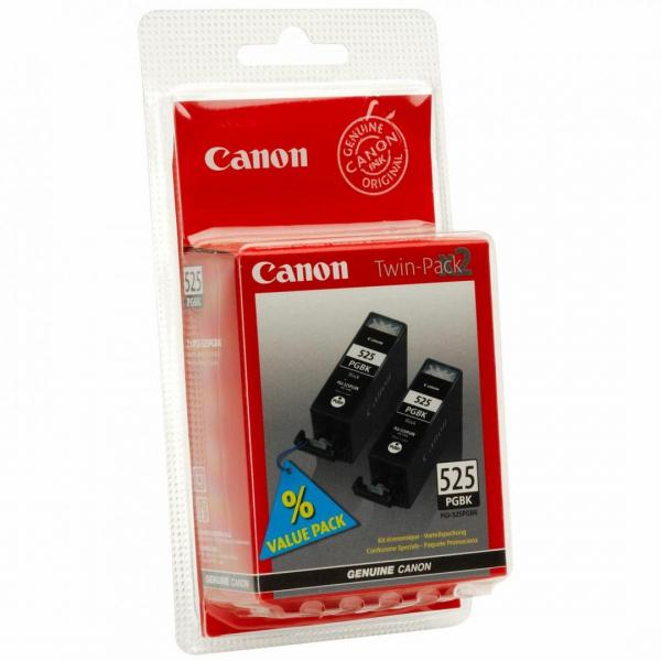 CANON PGI525PG BLACK INKJET CARTRIDGE 2X 0