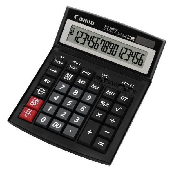 CANON WS1610T,calculator 16 digiti 0