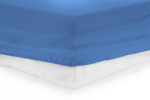 CEARCEAF PAT CU ELASTIC 160X200 CM -BLUE [0]