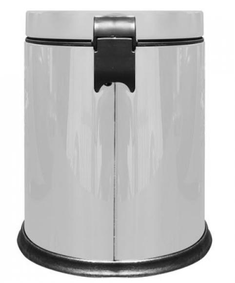 Cos menajer din inox, 12 litri ZILAN ZLN-6904 5