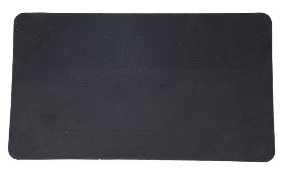 Covoras Intrare GRUNBERG, DM016G, 100% Cauciuc 40 x 70 cm 1
