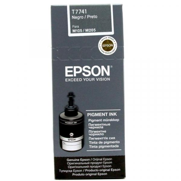 EPSON T7741 BLACK INKJET BOTTLE [0]