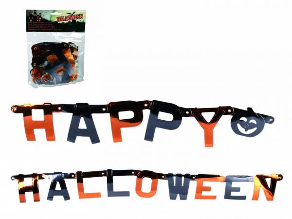 Ghirlandă, Happy Halloween [0]