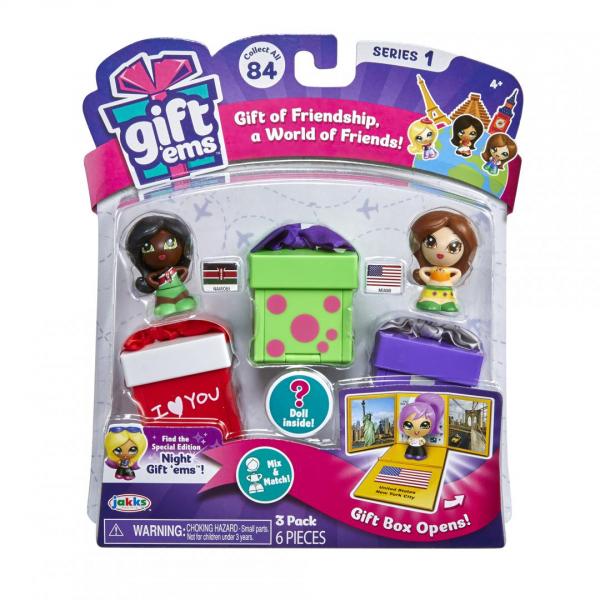 Gifts- Set 2 figurine surpriza 1