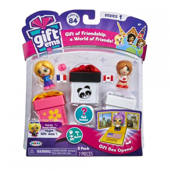 Gifts- Set 2 figurine surpriza 0