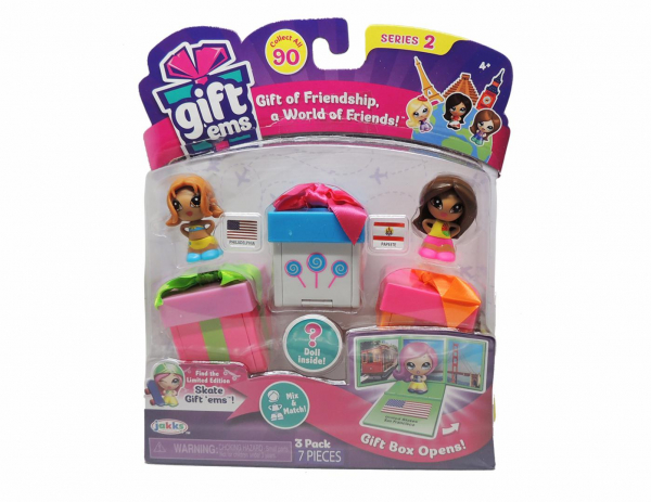 Gifts- Set 2 figurine surpriza W2 0