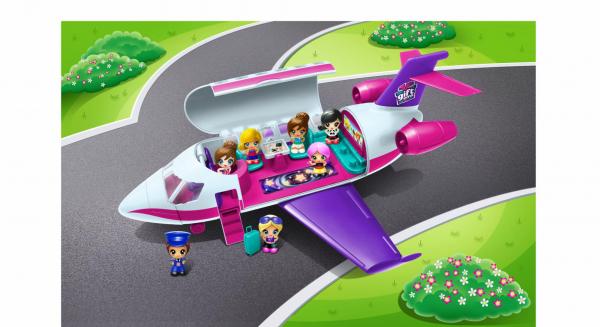 Gifts- Set de jucarii, avion [1]