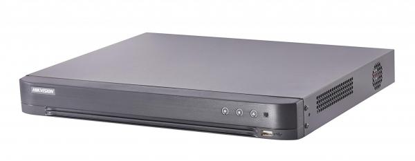HK DVR TURBOHD 8CH, H265, 3MP, 2 X SATA 0