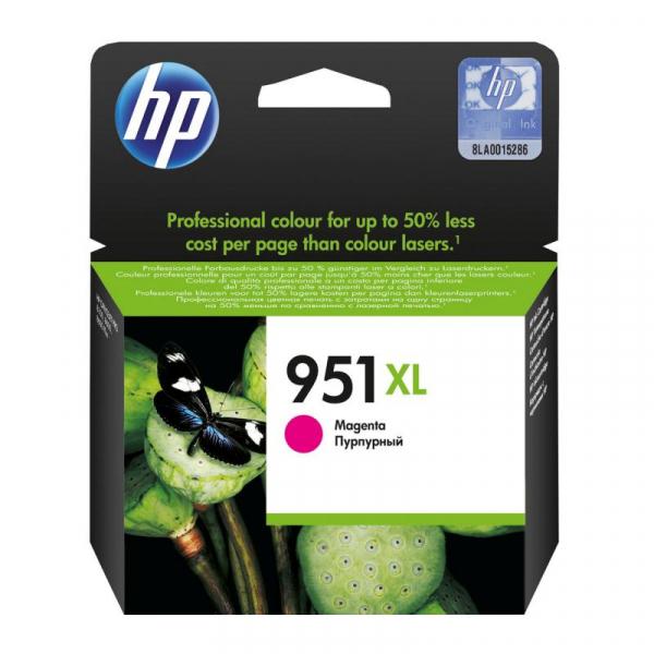 HP CN047AE MAGENTA INKJET CARTRIDGE 0