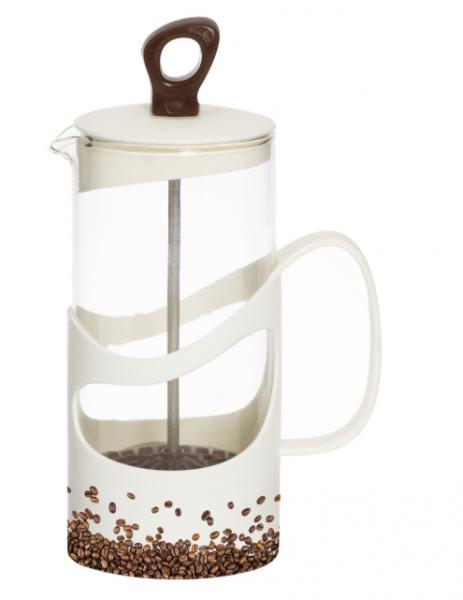 Infuzor din sticla, pentru ceai sau cafea, 1000ml 1