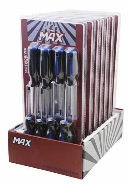 MAX Set de 8 surubelnite 2