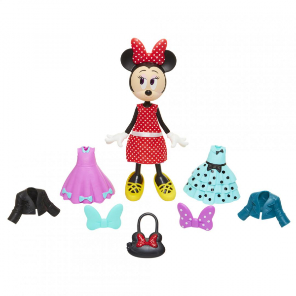"Minnie Mouse- Set ""All the Dots"" 1"