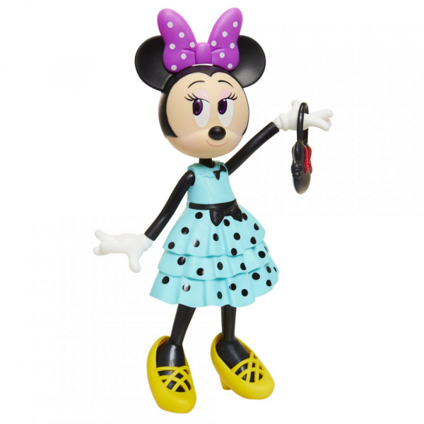 "Minnie Mouse- Set ""All the Dots"" 4"