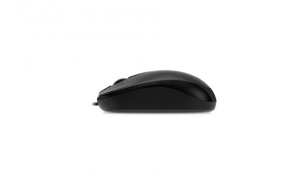 MOUSE GENIUS DX-120 BLACK USB 2