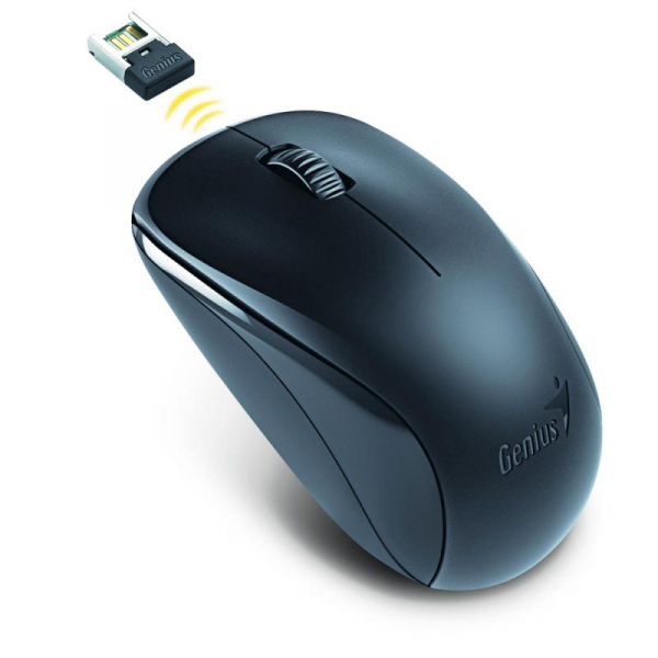 MOUSE GENIUS NX-7000 WR BLACK USB 0