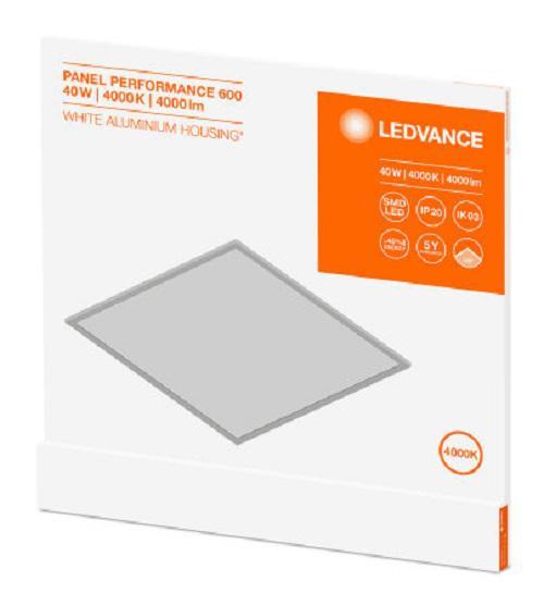 PANOU LED LEDVANCE 4058075225213 1