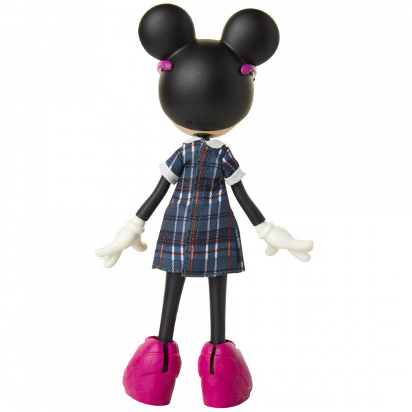 Papusa Minnie Mouse scolarita 3