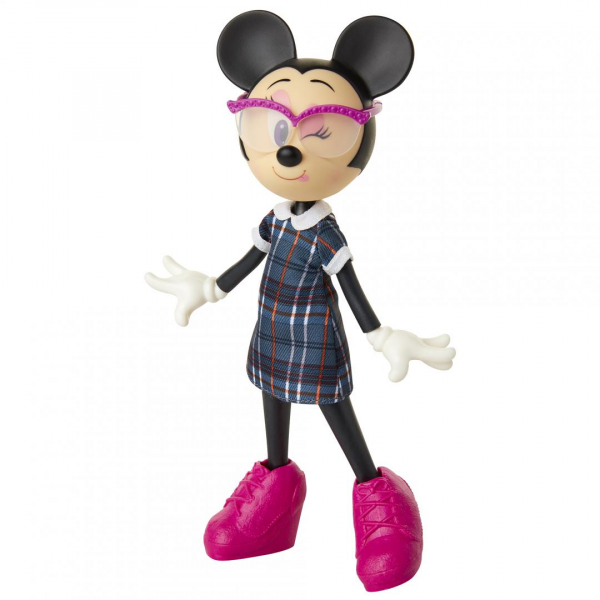 Papusa Minnie Mouse scolarita 1