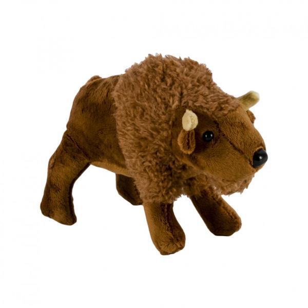 Pluș bizon, 18 cm [0]
