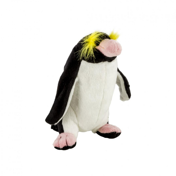 Pluș pinguin săritor, 20 cm [0]