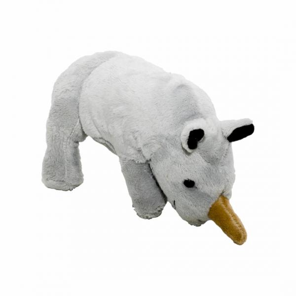 Pluș rinocer, 23 cm [0]