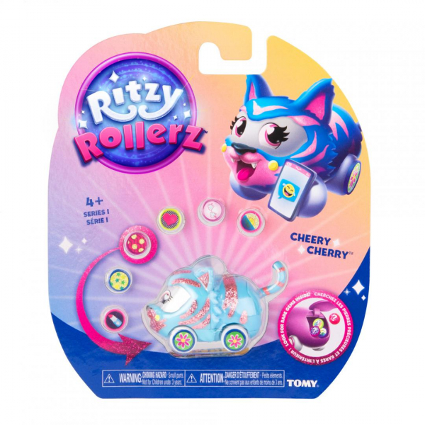 Ritzy Rollerz- Ciresica [0]
