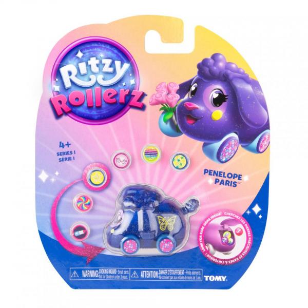 Ritzy Rollerz- Penelope Paris [0]