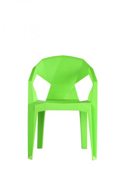 Scaun plastic Verde 0
