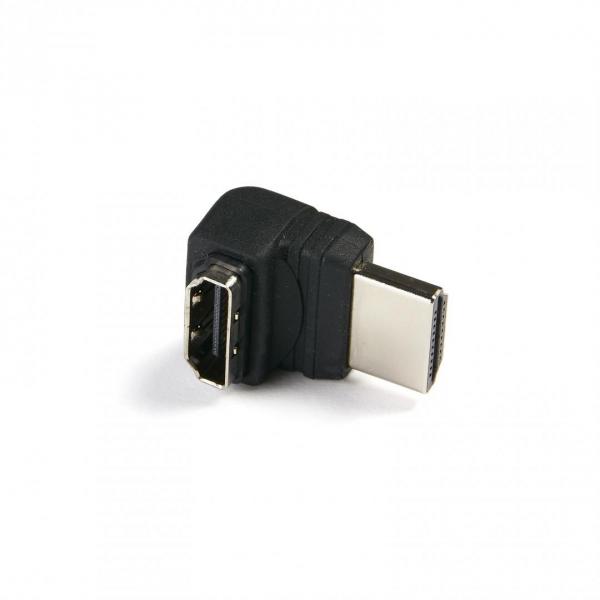 SERIOUX ADAPTER HDMI F - HDMI M 90 DGR [2]