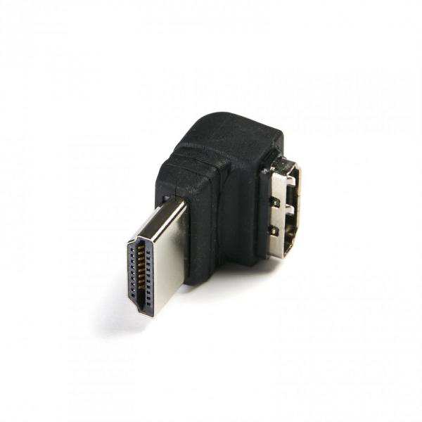 SERIOUX ADAPTER HDMI F - HDMI M 90 DGR [0]