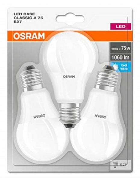 SET 3 BECURI LED OSRAM 4058075127593 [0]