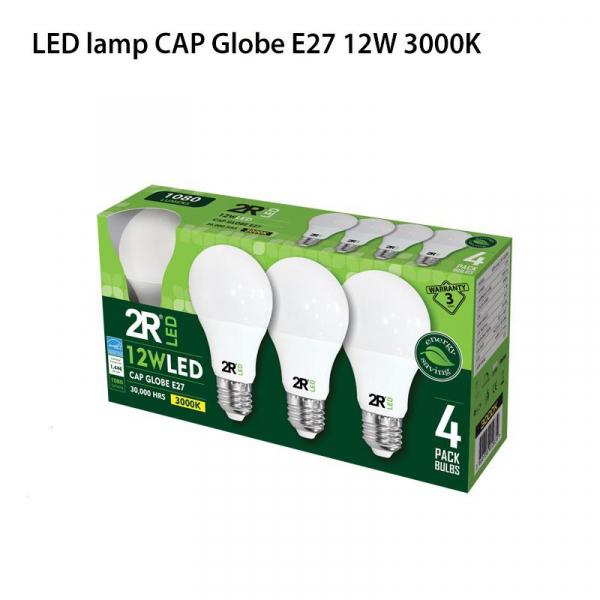 SET 4 BECURI LED 2R 3000K 3800159912639 0