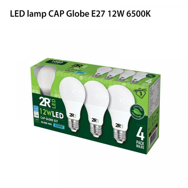 SET 4 BECURI LED 2R 6500K 3800159912677 0