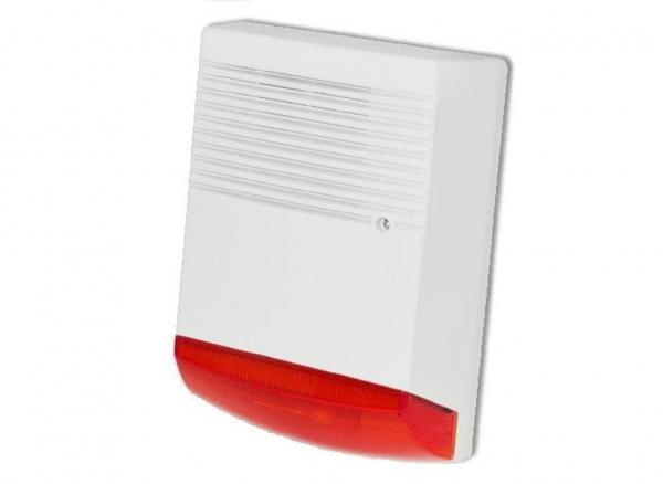 SIRENA DE EXTERIOR CU FLASH, BS-OS359 0