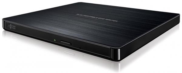 Ultra Slim Portable DVD-R Black GP60NB60 0