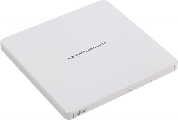 Ultra Slim Portable DVD-R White GP60NW60 1
