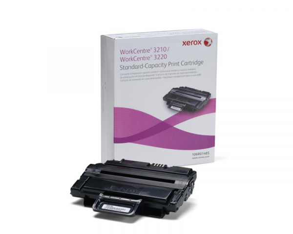 XEROX 106R01485 BLACK TONER CARTRIDGE 0