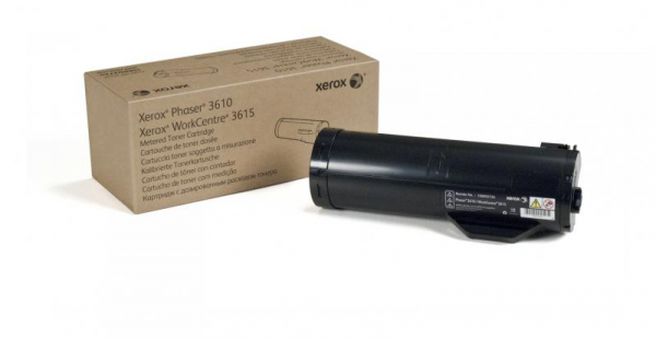 XEROX 106R02721 BLACK TONER CARTRIDGE 0